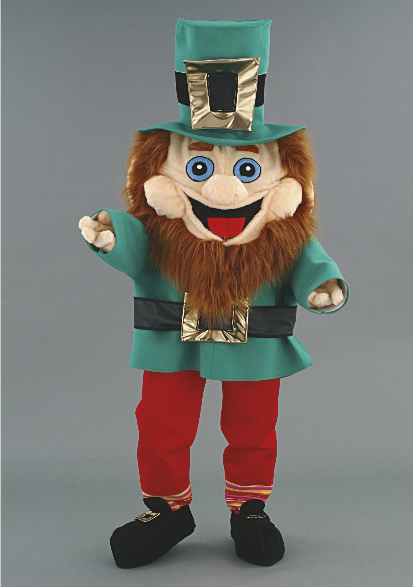 Kobold Troll Kostüm 100a Lauffigur Promotion Walking Act Figur Maskottchen
