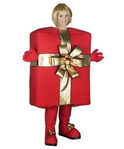 Weihnachts Geschenk Kostüm Maskottchen 265n Promotion Walking Act Figur