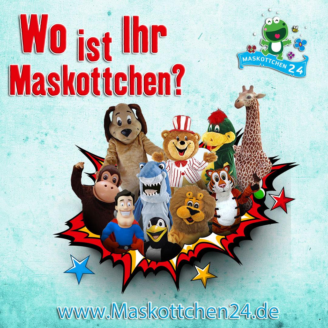 Maskottchen Karneval Fasching Produktion Messe Promotion Kostüme...jetzt bei Maskottchen 24 Produzieren lassen günstig und Professionell!