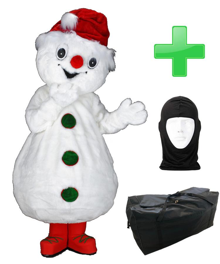 Kostüm Schneemann 219b Maskottchen günstig kaufen.