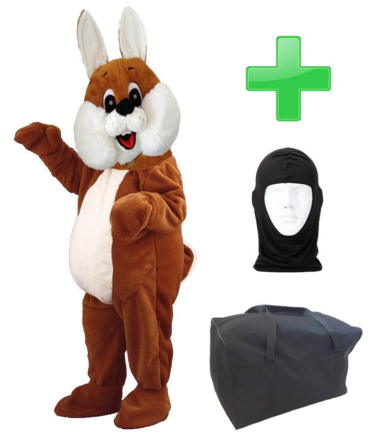 Hase Kostüm 9a Promotion Lauffigur Maskottchen