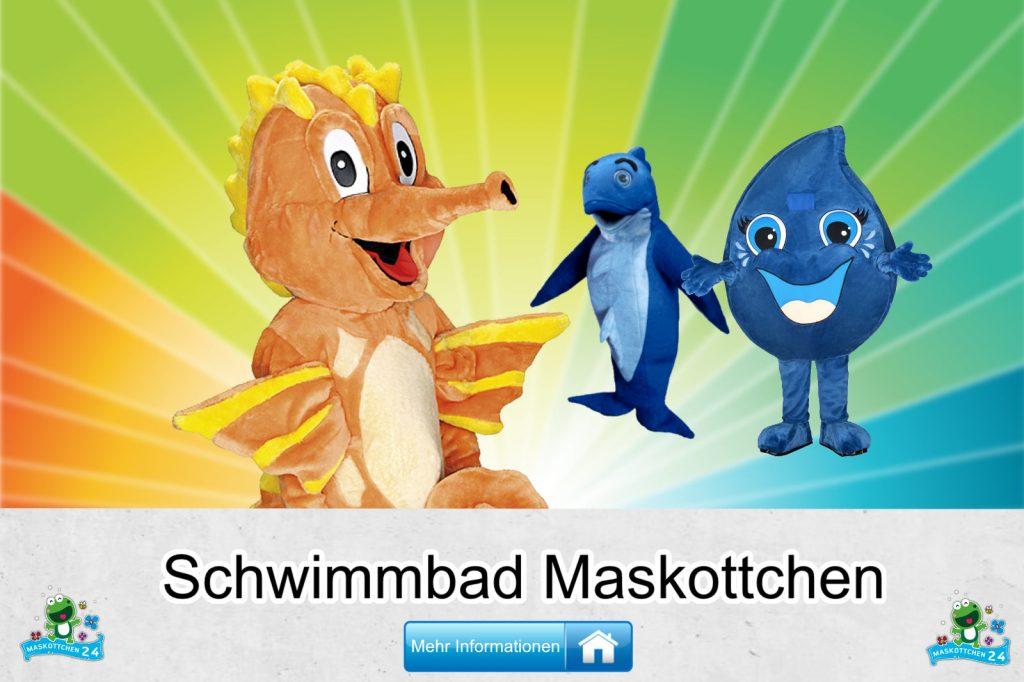 Schwimmbad Kostüme Maskottchen Herstellung Firma günstig kaufen