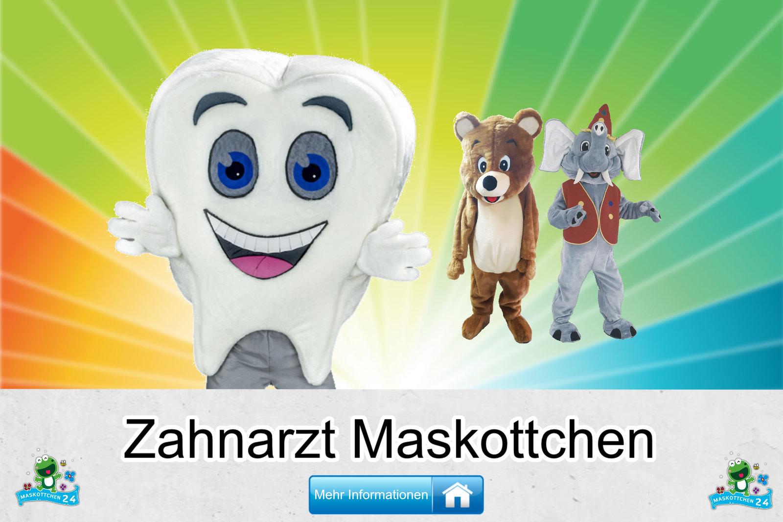 Zahnarzt Kostüme Maskottchen Herstellung Firma günstig kaufen