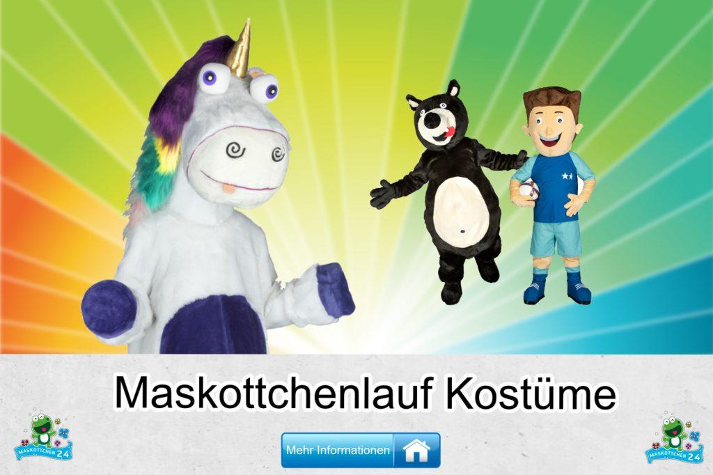 Maskottchenlauf Kostüme Maskottchen Karneval Produktion Firma Bau