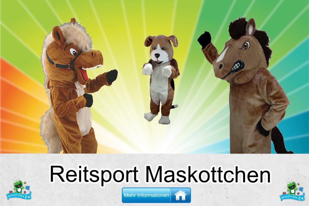 Reitsport Kostüme Maskottchen Karneval Produktion Firma Bau
