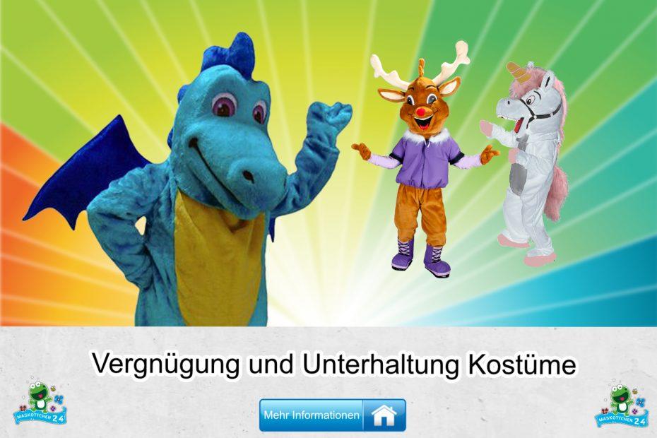 Vergnügung Unterhaltung Kostüme Maskottchen Karneval Produktion Firma Bau