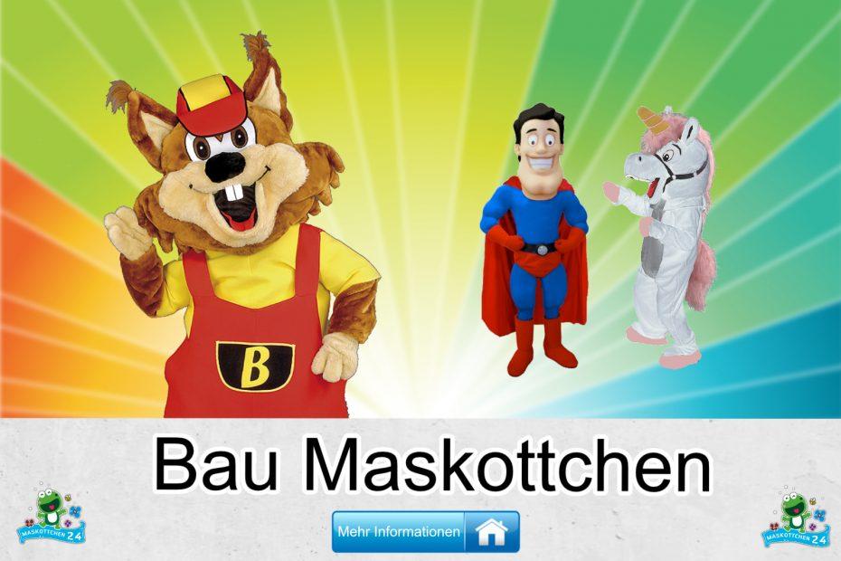 Bau-Kostueme-Maskottchen-Karneval-Produktion-Firma