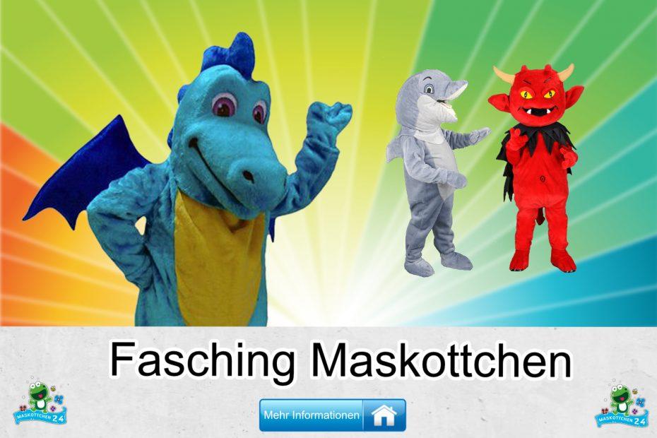 Fasching-Kostueme-Maskottchen-Karneval-Produktion-Firma-Bau