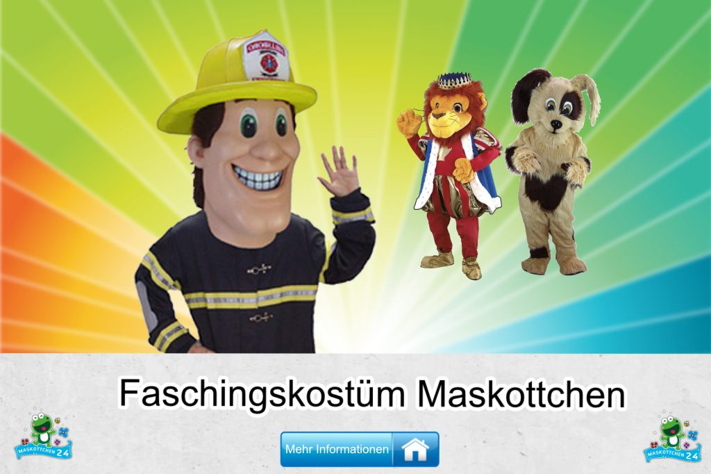 Faschingskostuem-Kostueme-Maskottchen-Karneval-Produktion-Firma-Bau