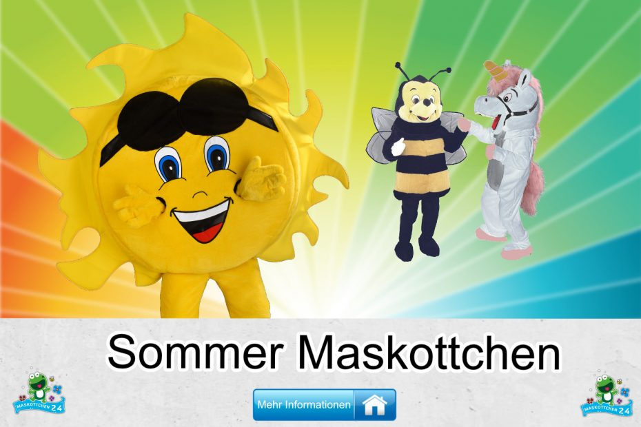 Sommer-Kostueme-Maskottchen-Karneval-Produktion-Firma-Bau