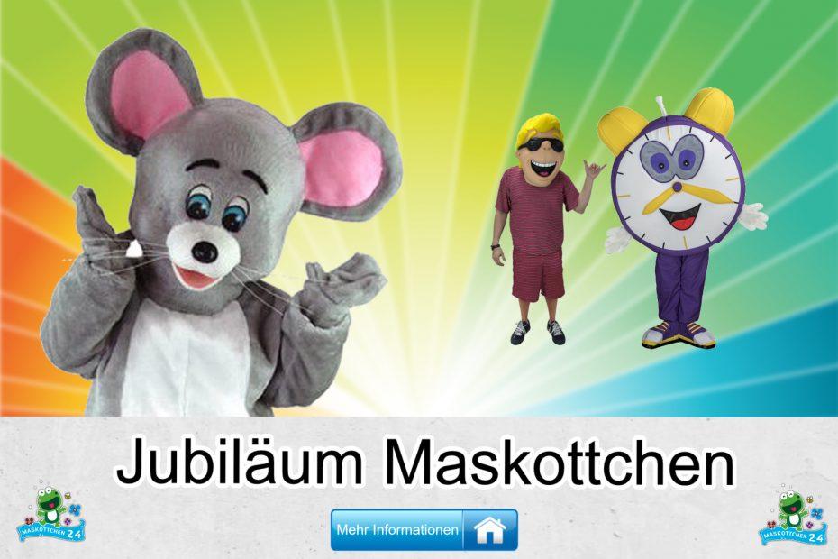 Jubilaeum-Kostueme-Maskottchen-Karneval-Produktion-Firma-Bau