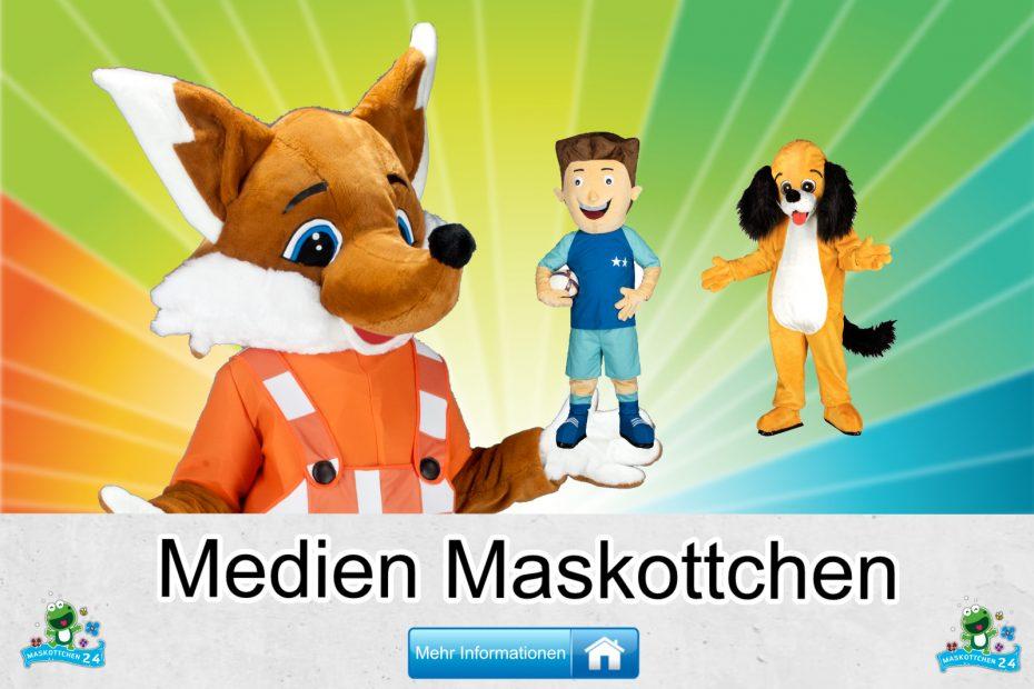 Medien-Kostueme-Maskottchen-Karneval-Produktion-Firma-Bau