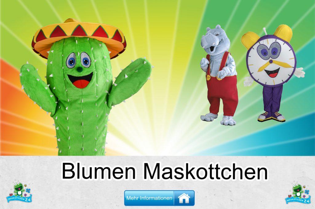 Blumen-Kostueme-Maskottchen-Karneval-Produktion-Firma-Bau