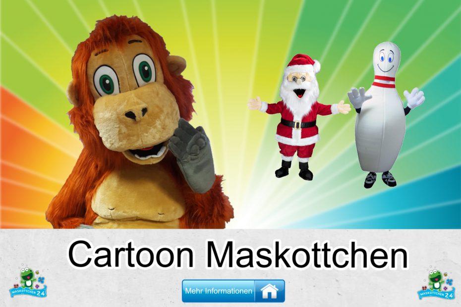 Cartoon-Kostueme-Maskottchen-Karneval-Produktion-Firma-Bau