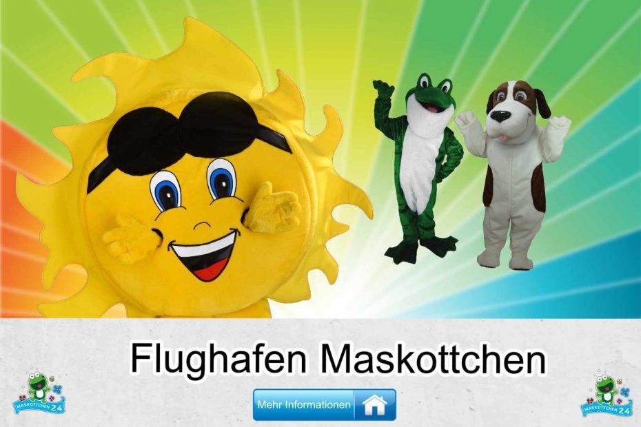 Flughafen-Kostueme-Maskottchen-Karneval-Produktion-Lauffiguren