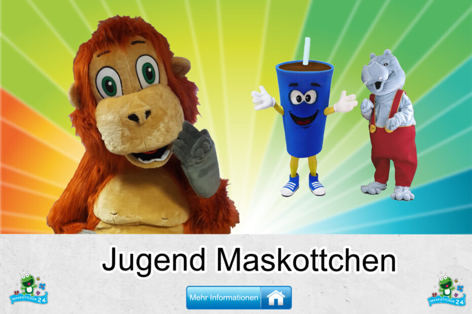 Jugend-Kostuem-Maskottchen-Guenstig-Kaufen-Produktion